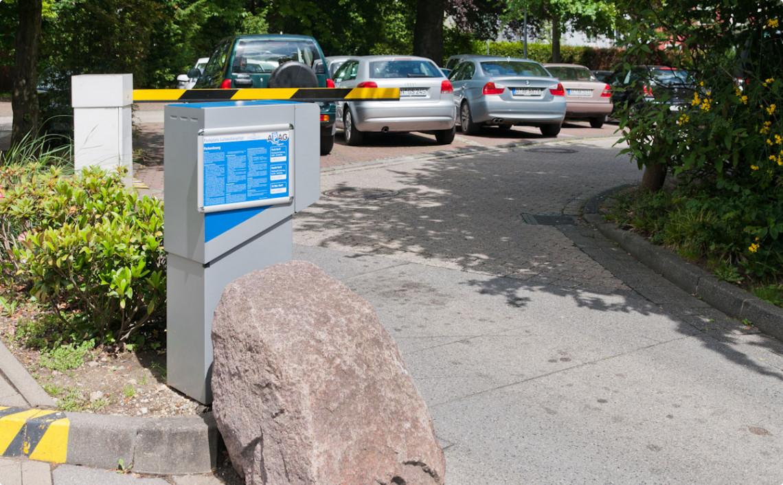 Parkplatz Luisenhospital