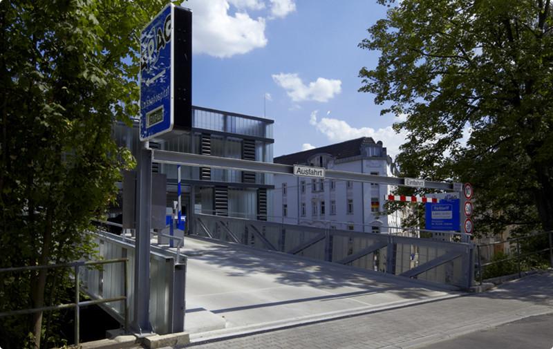 Parkhaus Luisenhospital