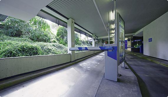 Parkhaus Hauptbahnhof
