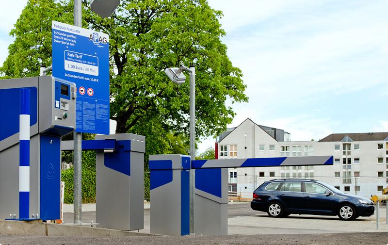 Parkhaus Pontstraße