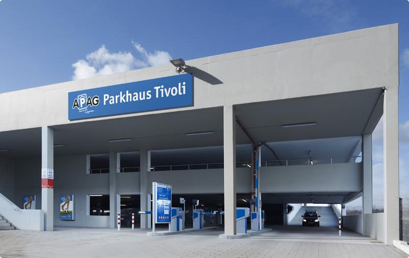 Parkhaus Tivoli